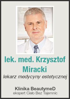 Doktor Krzysztof Miracki