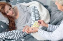 leczenie gardła w ciąży