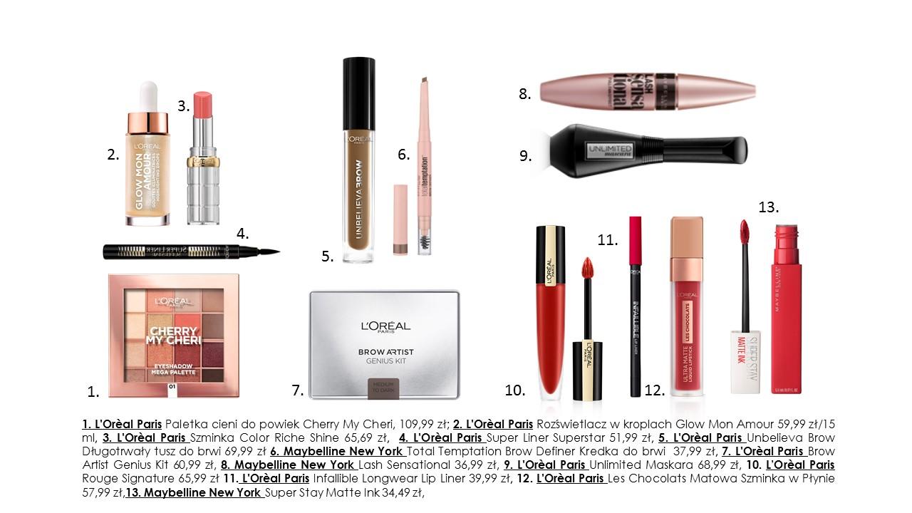 trendy w makijażu karnawałowym