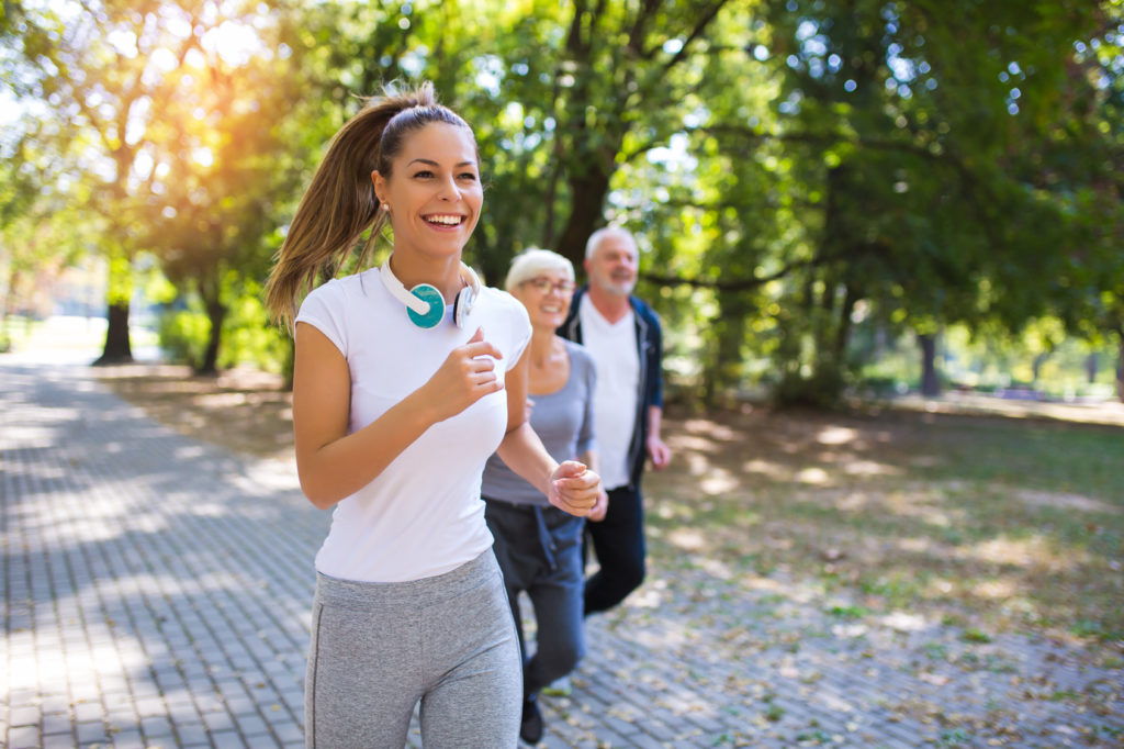 Zacznij biegać na wiosnę