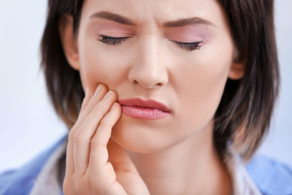 Nadwrażliwość zębów leczenie