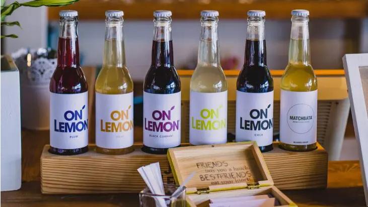 Wyjątkowe lemoniady ON Lemon