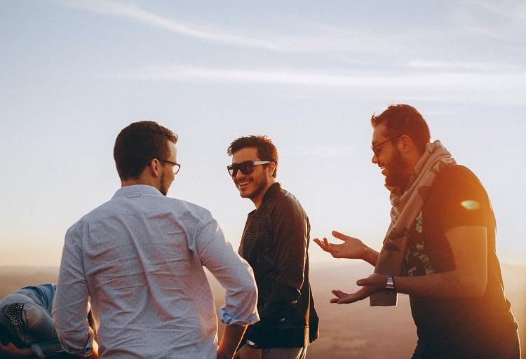 Dlaczego mężczyźni potrzebują towarzystwa innych mężczyzn