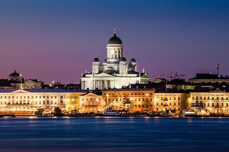 Finlandia najszczęśliwszym krajem na świecie