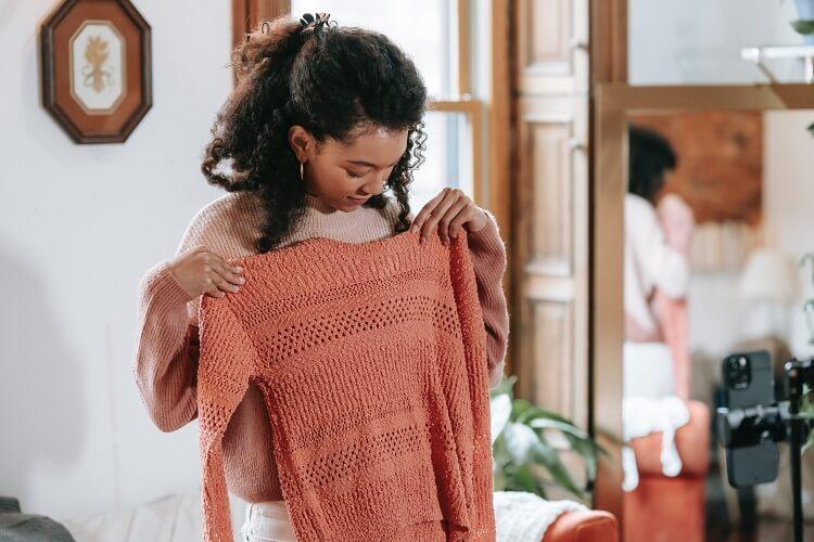 babcine swetry