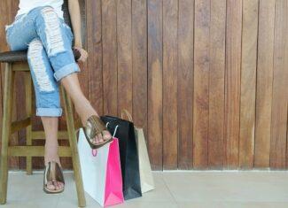zakupy w sieciówkach